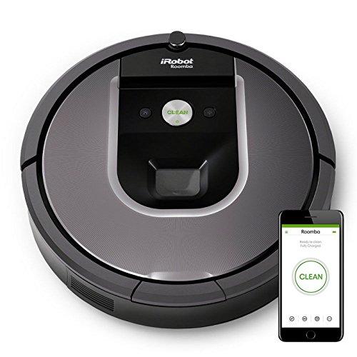iRobot Roomba 960 Saugroboter (App-Steuerung)