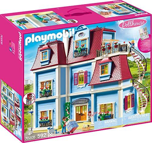 PLAYMOBIL Dollhouse Mein Großes Puppenhaus (70205)
