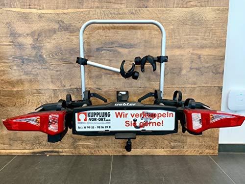 UEBLER i21 Fahrradträger 60° abklappbar für 2 Räder (15900)